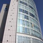 名古屋市中区のデザイン会社様のところへSEO対策の打ち合わせ