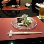 岡崎市の「酒肴菜飯 さくら」で新入社員歓迎会